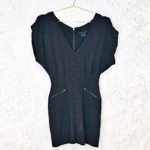 French Connection jersey sheath dress